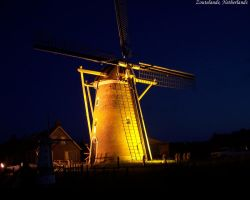 Windmill by Foto-Tour