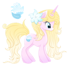 Pony Adoptable Auction (CLOSED) by Cloudy-Dreamscape