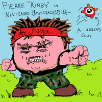 Pierre 'Kirby' by MikeNnemonic
