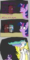 My little pony: Dictatorships are Magic by mrwoo6