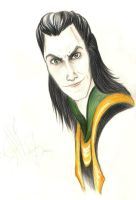 Loki by Run1and1hide
