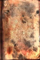 altered book texture 21 by watergal28-stock