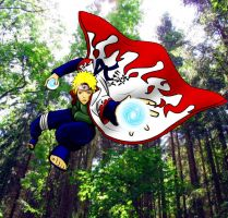 Yondaime Rasengan by Sad1c01