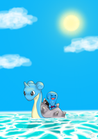 Assigment #4 - Sailing on the seas of adventure by DummyHeart