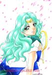 Sailor Neptune by Marie-Angele