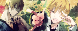Kise Ryouta by AnnVanes