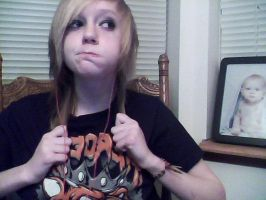 Bleached Mah Bangsss by MY-SUiCiDAL-STRETCH