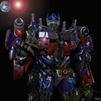 optimus prime by rioBlumacaw85