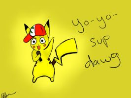 Pika Rap by ForTheLoveOfWalrus