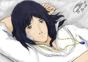 Howl's Moving Castle: Howl by Rukawa-11