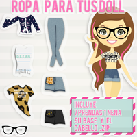 Ropa para tus Doll .SophiEdit by SophiEdit