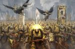 The imperial fist by mg1325