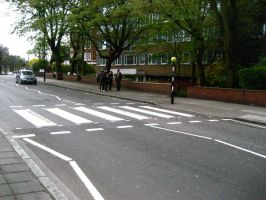 Abbey Road by mariposa116