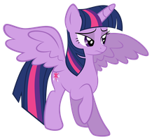 Twilight The Alicorn by EkkitaTheFilly