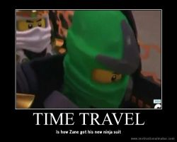 Time travel by TombRaiderNinja