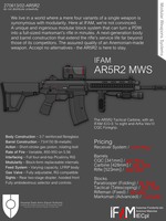 AR5R2 Sales Poster by SixthCircle