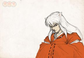 InuYasha Quick by Melllorine