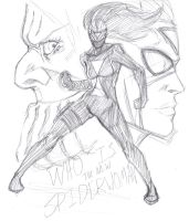Picture a Week (2014) 15: All New Spider-Woman? by ConstantM0tion