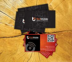 biz4 mobile v.card by syedmaaz