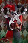 Harley Quinn Sideshow 1/6 Cosplay 4 by AlexWorks