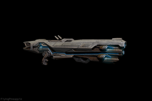 [CUSTOM] Forerunner Weapon (PSS) by F1yingPinapp1e