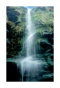 Waterfall by Wilce