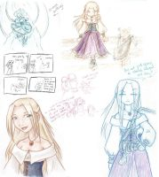 Sadirra Game Sketches 1 by eikiji