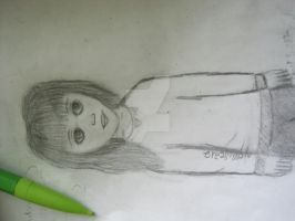 She was supposed to be Zooey... =_= by art4life217