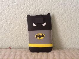 Batman Mobile Case by anapeig