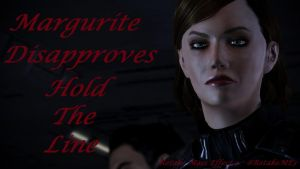 Shepard Disapproves Retake ME3 by mythlover20