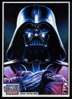 SWG7 DARTH VADER ARTIST RETURN by S-von-P