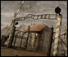 Third version of Auchwitz 3d by Damiano79