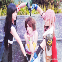 Dissidia heart by Lightninglouise