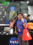 Me And A Velociraptor Head by OtakuDude83