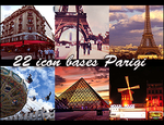 22 icon bases Parigi by GinnyBonnie