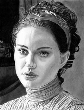 Deleted Scene Padme 12-10-2016 by khinson