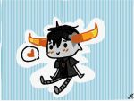 Tavros -homestuck- by potito-chan