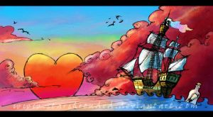 Honeymooners by Starshrouded