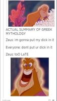 Greek Mythology by The--Mad--Russian