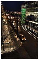 Montreal at Night 15 by Pathethic