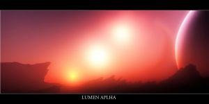 Lumen Alpha by Wetbanana