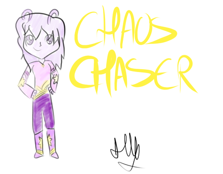 Chaos Chaser by TheAlicorn