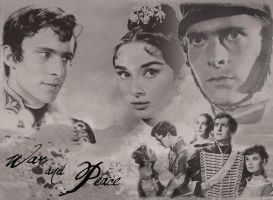 War and Peace wallpaper by hnl