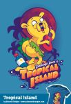 Adventure Time - Tropical Island by poxel
