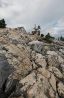Pemaquid Point Lighthouse 53 by FairieGoodMother