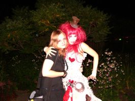 Emilie Autumn and I by Dr-Pepsi