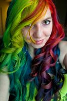 Rainbow Curls by lizzys-photos