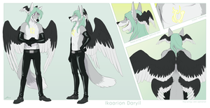 Commission: Daryil by TheScatterbrain