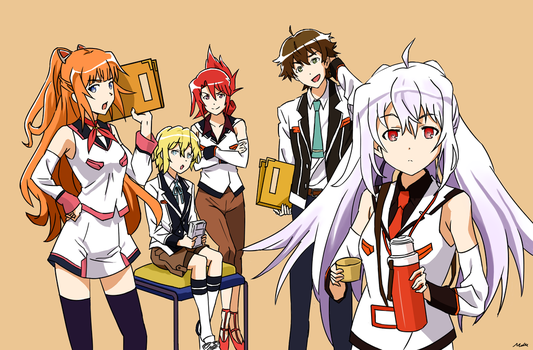 Plastic Memories by MaiaSketches