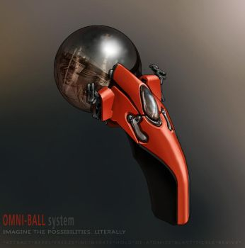 Omni-Ball by dfacto